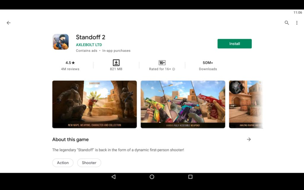 Download Standoff 2 on PC