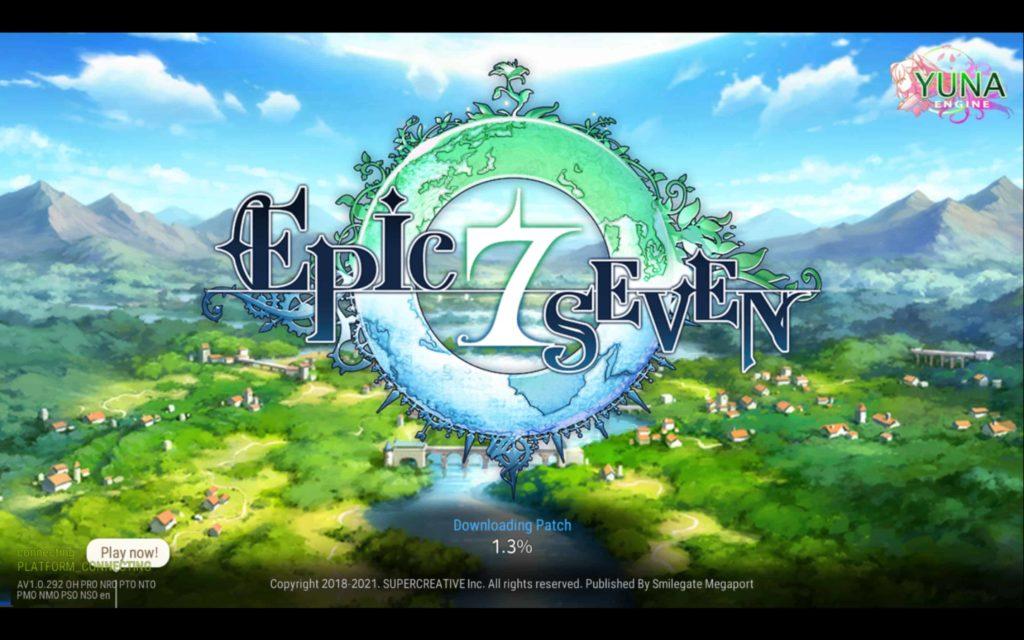 Epic Seven Windows PC Game