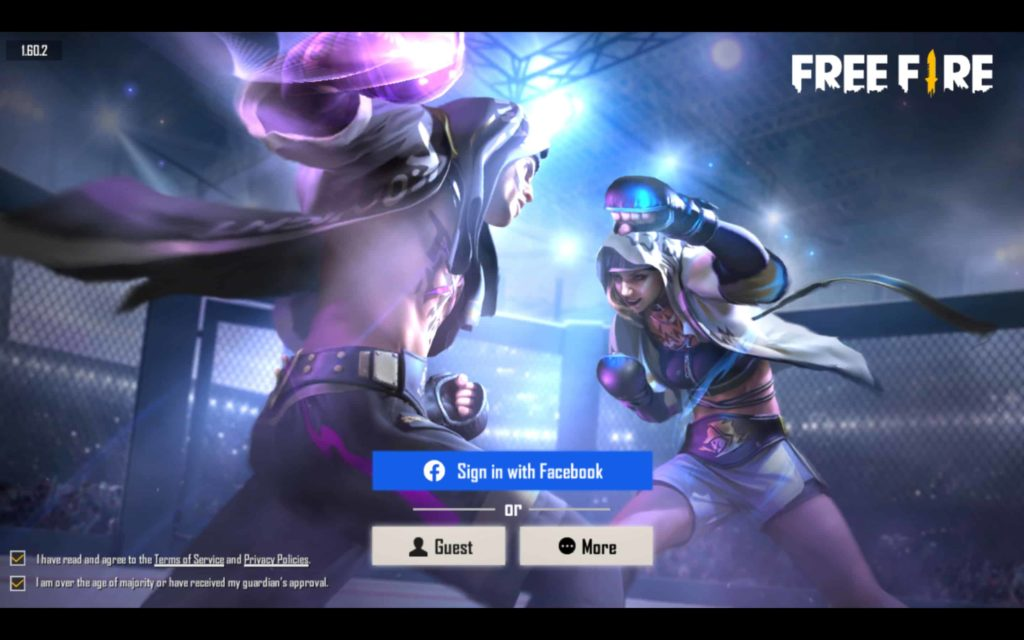 Install Free Fire Apk on PC