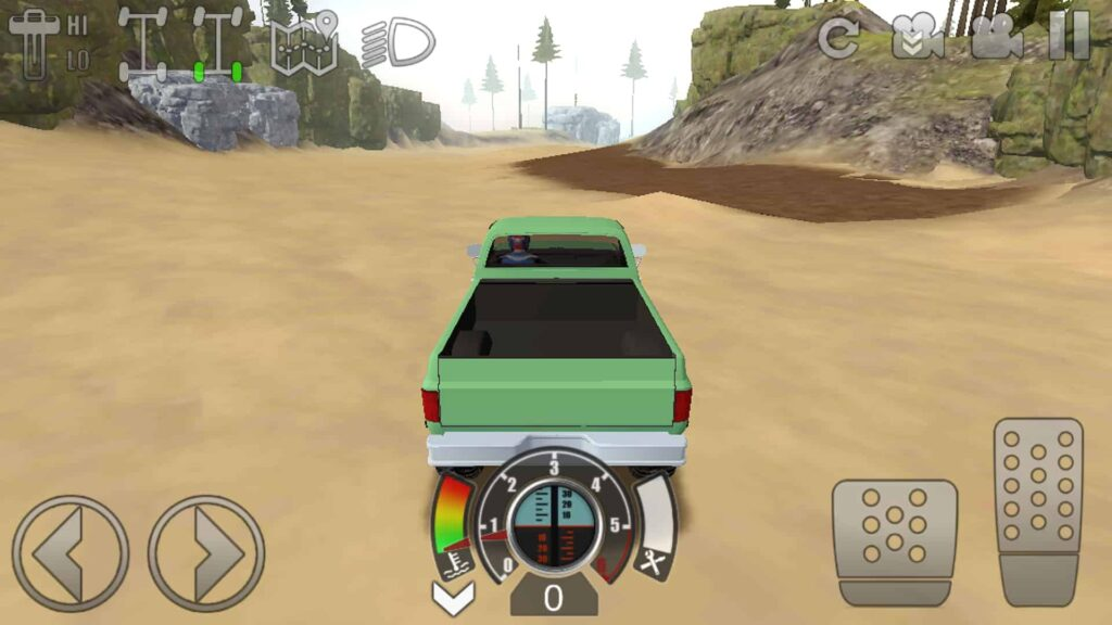 Offroad Outlaws PC Image