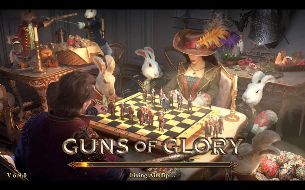 Play Guns of Glory on PC