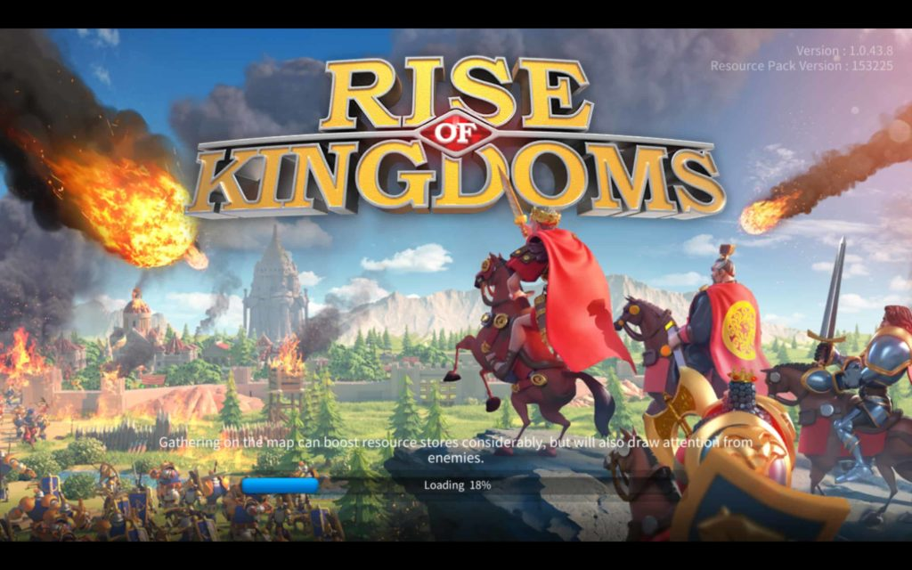 Play Rise of Kingdoms on PC