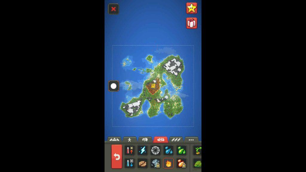 Sandbox God Simulator Game