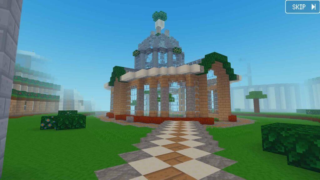 Blok Craft 3D w systemie Windows
