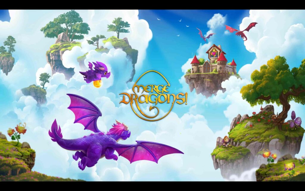 Captura de pantalla del juego de rompecabezas