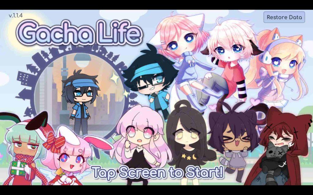 Gacha Life PC herunterladen