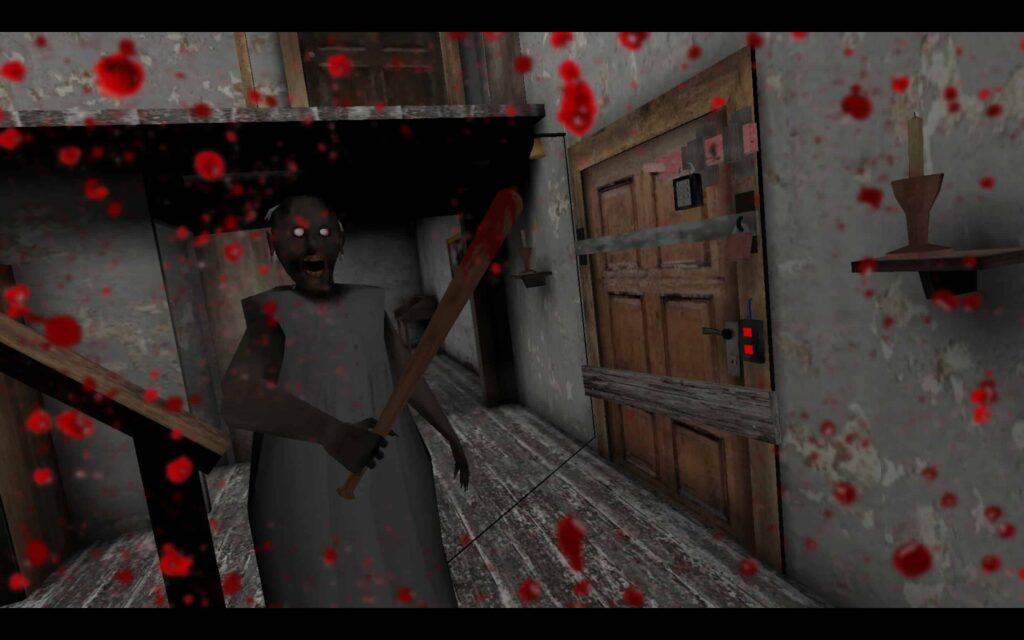 Granny Korku Oyunu PC