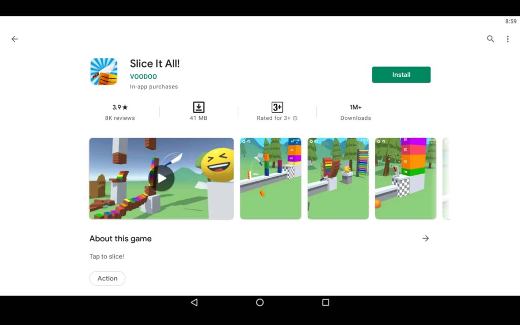 Install Slice It All on PC