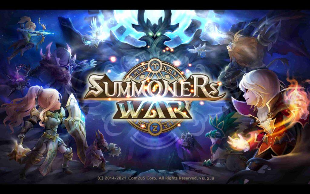 Juego de Windows Summoners War
