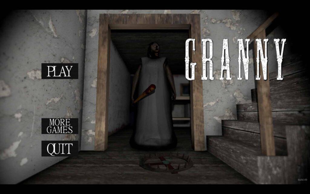 PC'de Granny oynayın