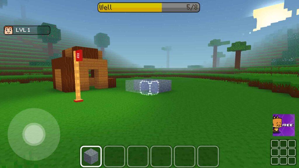 Play Block Craft 3D on PC