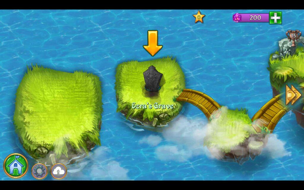 Zrzut ekranu z gry Merge Dragons na PC