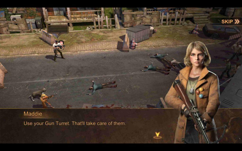 Zrzut ekranu z rozgrywki